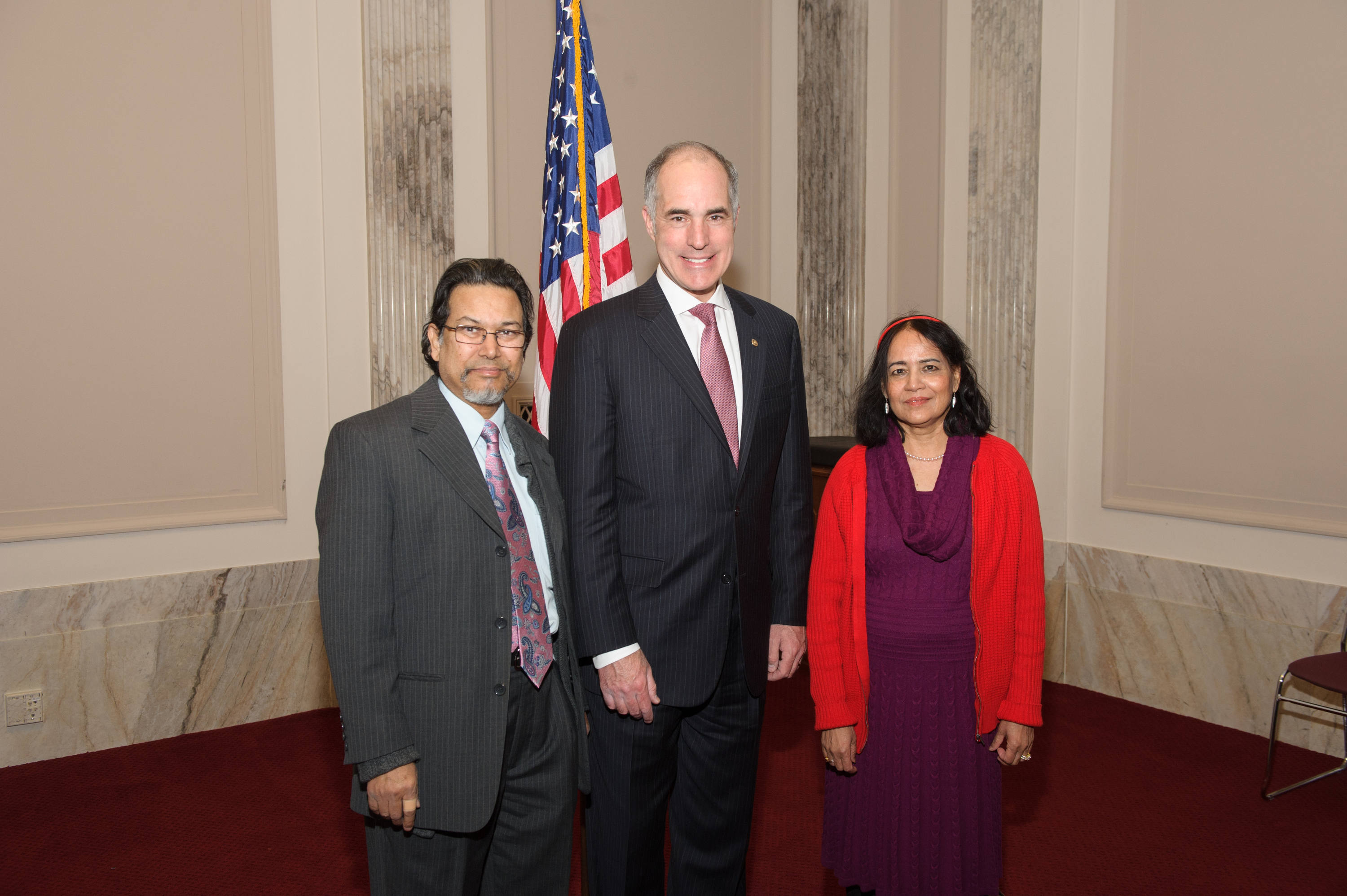 Visiting with Senator Bob Casey of PA in DC